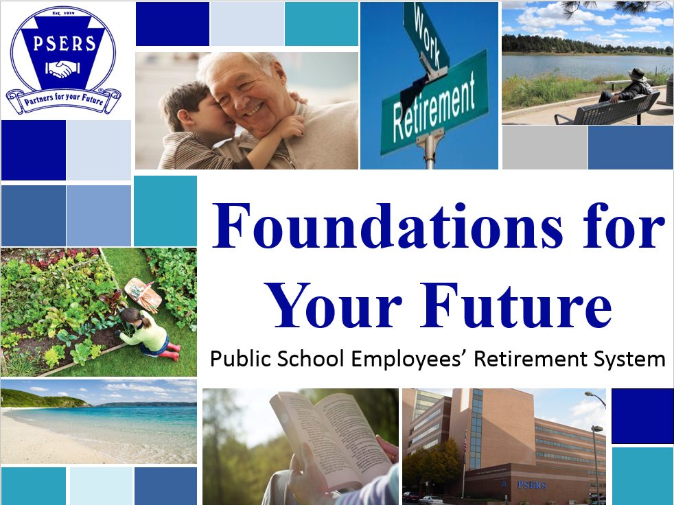 Foundations for Your Future